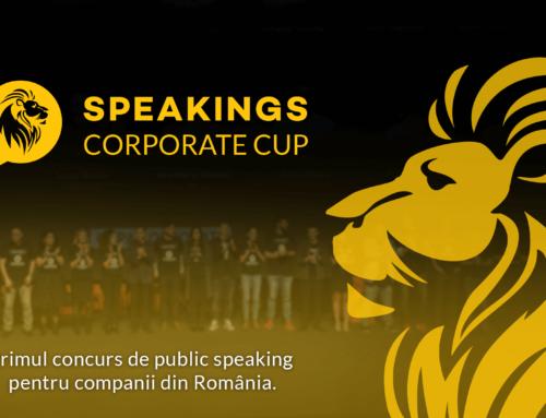 Dam startul la SPEAKINGS Corporate Cup 2