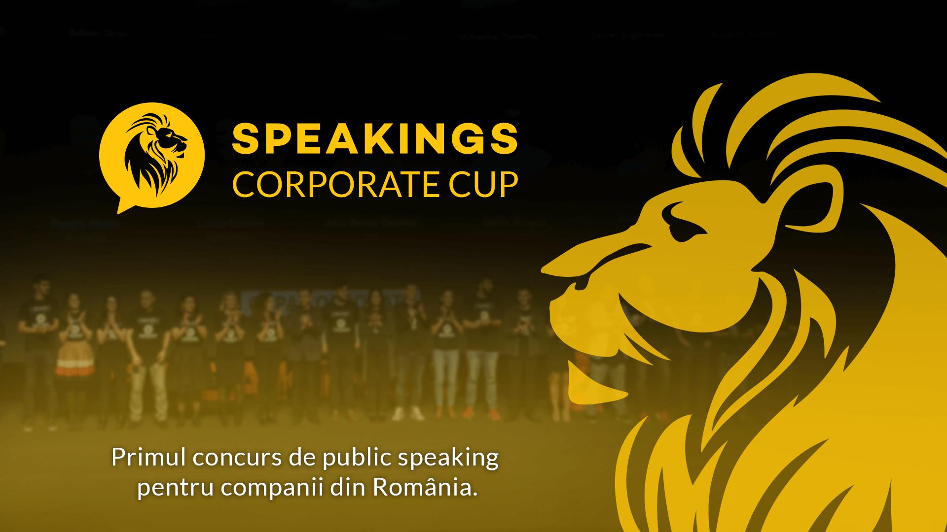 Speakings Corporate Cup