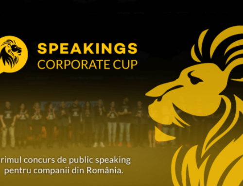 SPEAKINGS Corporate Cup: 6 motive sa iti inscrii compania