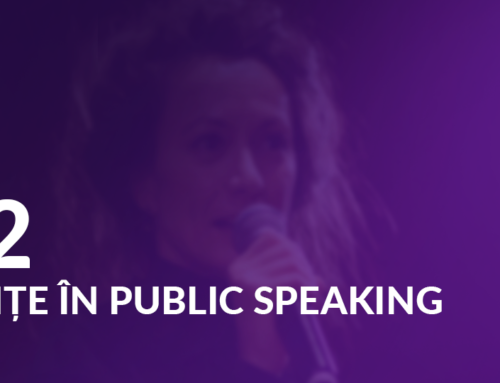 Urgente In Public Speaking are orice om de HR!