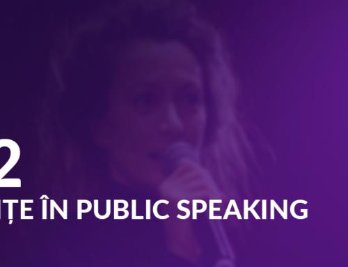 Urgente In Public Speaking are orice om de HR!