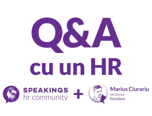 Interviu cu Marius Ciurariu