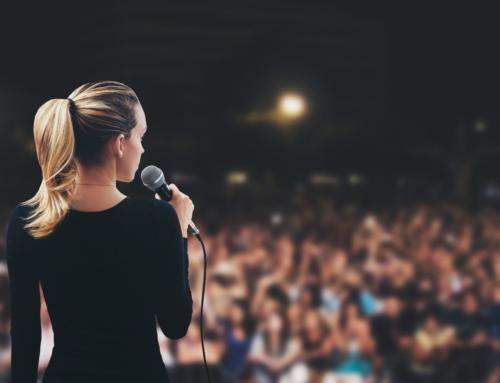 Cum devii autentic în public speaking